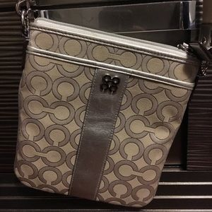 Mini shoulder Coach Purse